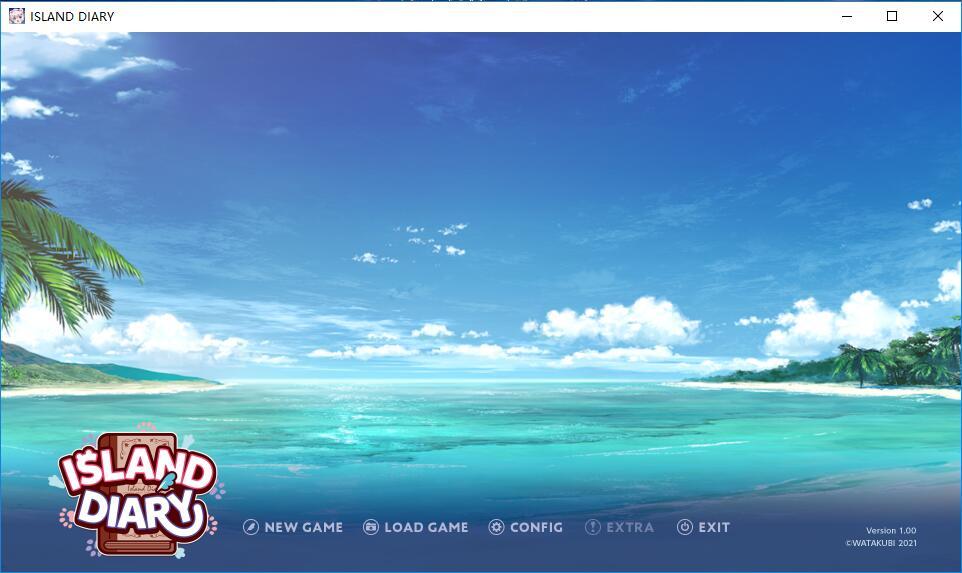 [日式ADV/中文/全CV]ISLAND DIARY 无人岛日记 官方中文版+存档[FM/百度][3G] 1